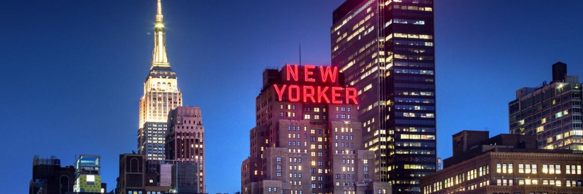 The New Yorker A Wyndham Hotel***