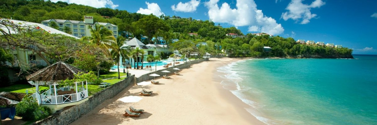 Sandals Regency La Toc Spa & Beach Resort****+