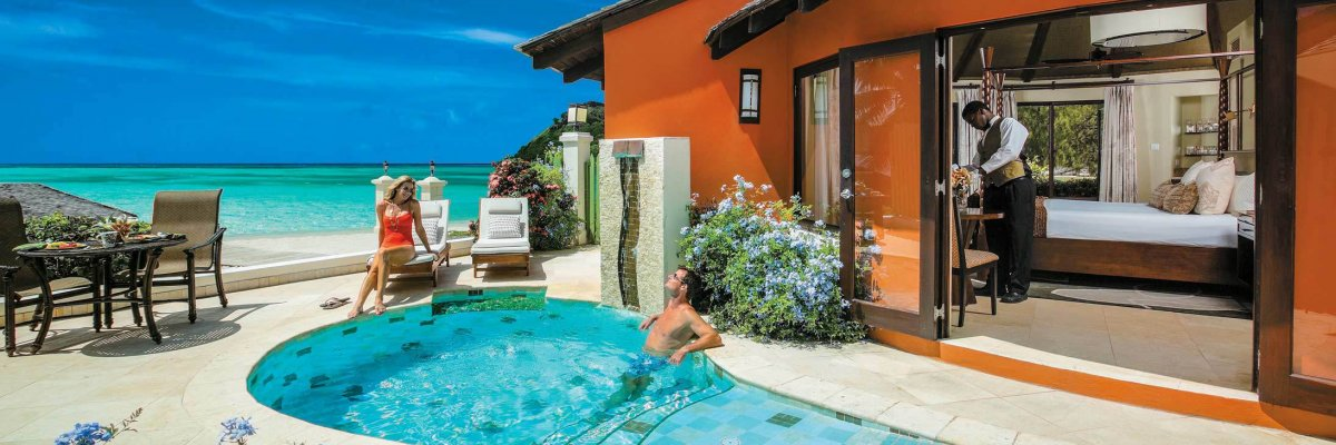 Sandals Grande St.Lucian Beach Resort*****