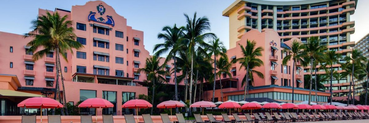 The Royal Hawaiian, A Luxury Collection Resort*****
