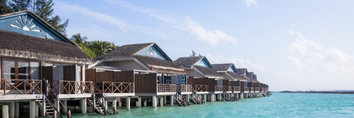 Vivanta by Taj-Coral Reef Maldives*****