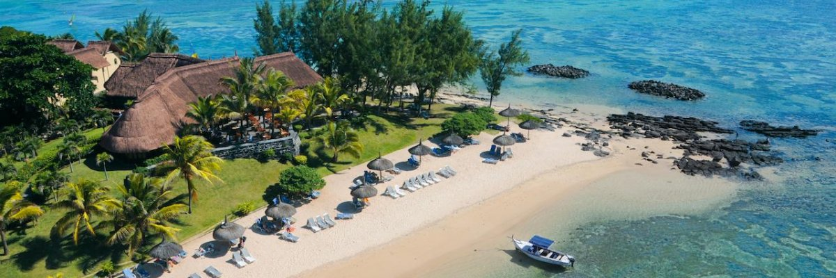 Canonnier Beachcomber Golf Resort & Spa****