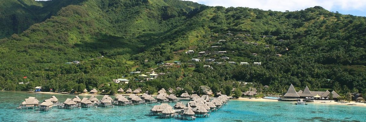 Sofitel Moorea La Ora Beach Resort****