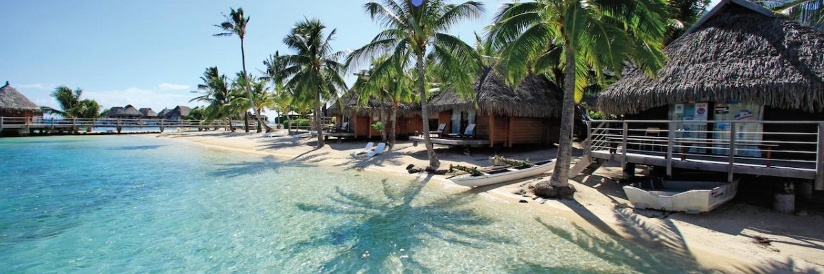 Manava Beach Resort & Spa****