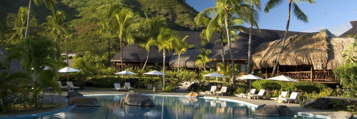 Hilton Moorea Lagoon Resort & Spa*****