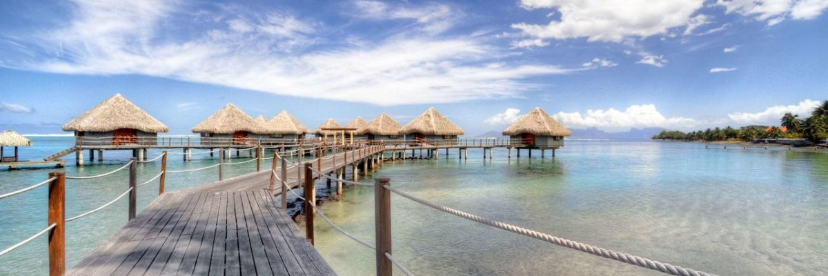 Tahiti Ia Ora Beach Resort by Sofitel****