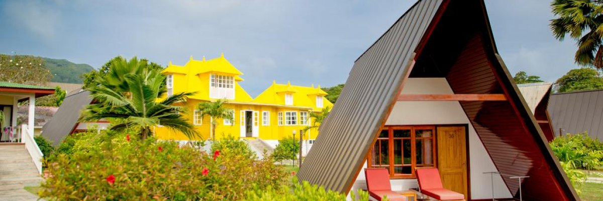 La Digue Island Lodge***+