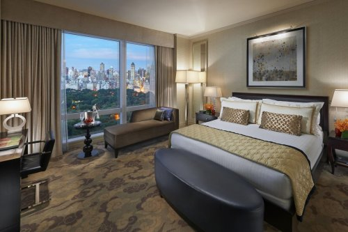 Mandarin Oriental New York******