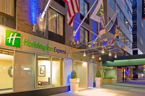 Holiday Inn Express Wall Street***