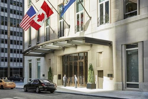 Four Seasons Hotel New York Downtown******