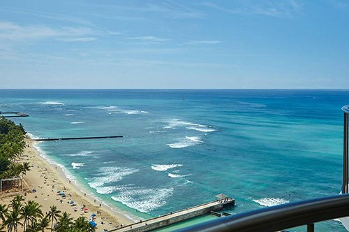 Waikiki Beach Marriott Resort & Spa****
