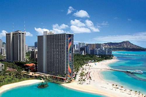 Hilton Hawaiian Village Waikiki Beach Resort****
