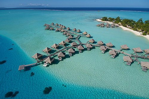 Intercontinental Le Moana Beach Bora Bora****