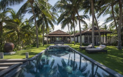 Four Seasons Resort The Nam Hai*****